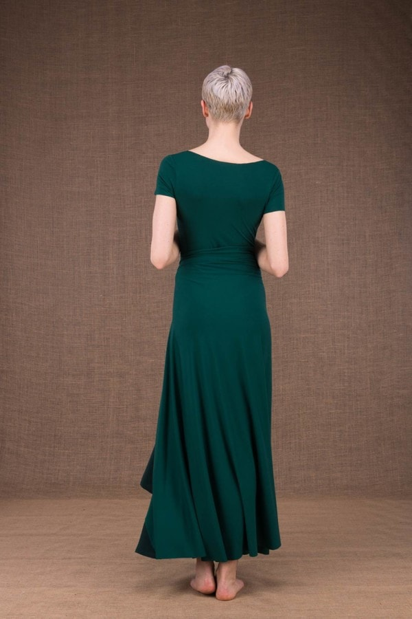 Blizzair long skirt in viscose knit - 3