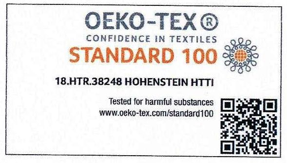 Certificat Coton Bio