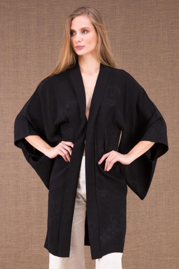 KYOTO short vintage kimono 1