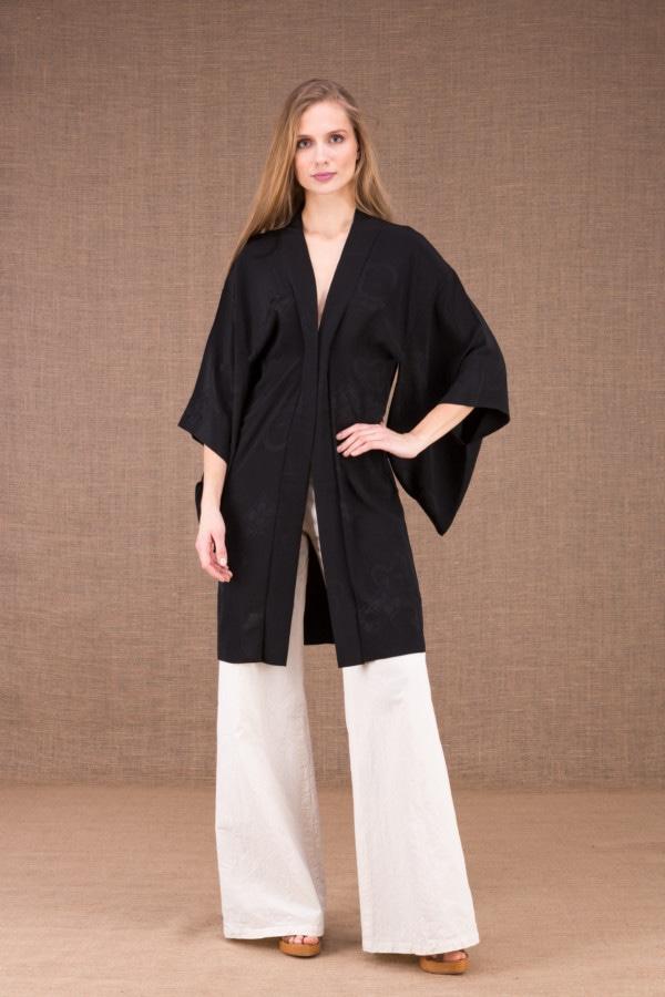 KYOTO short vintage kimono 2