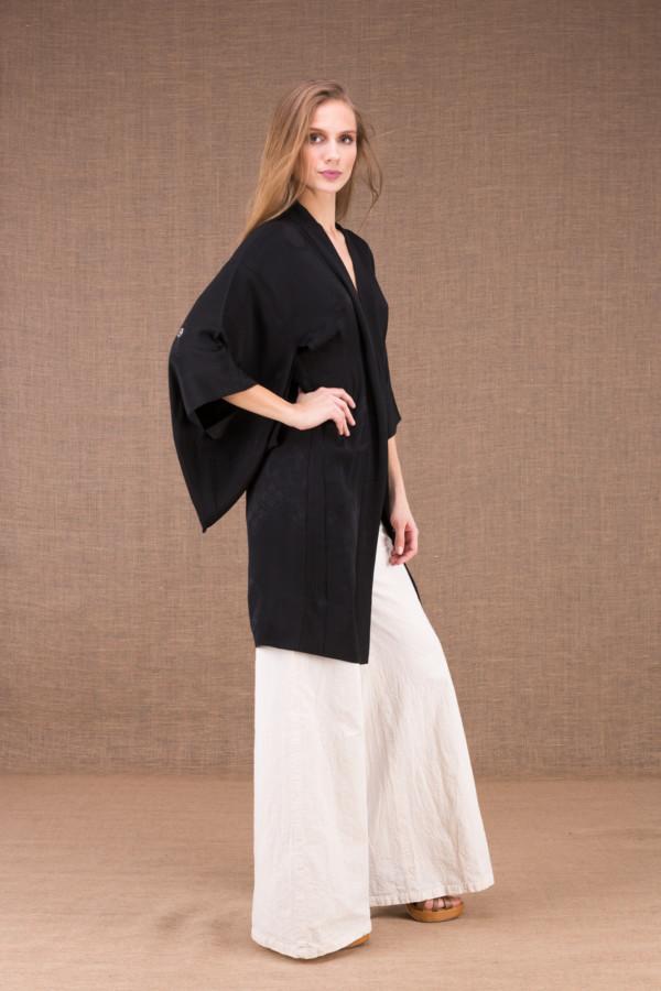 KYOTO short vintage kimono 3