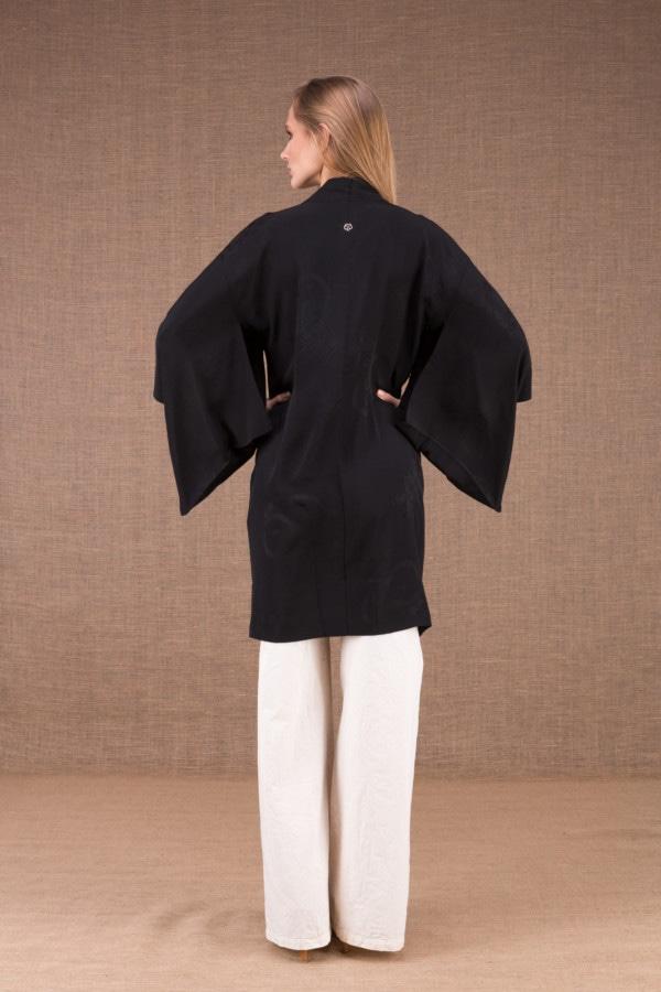 KYOTO short vintage kimono 4